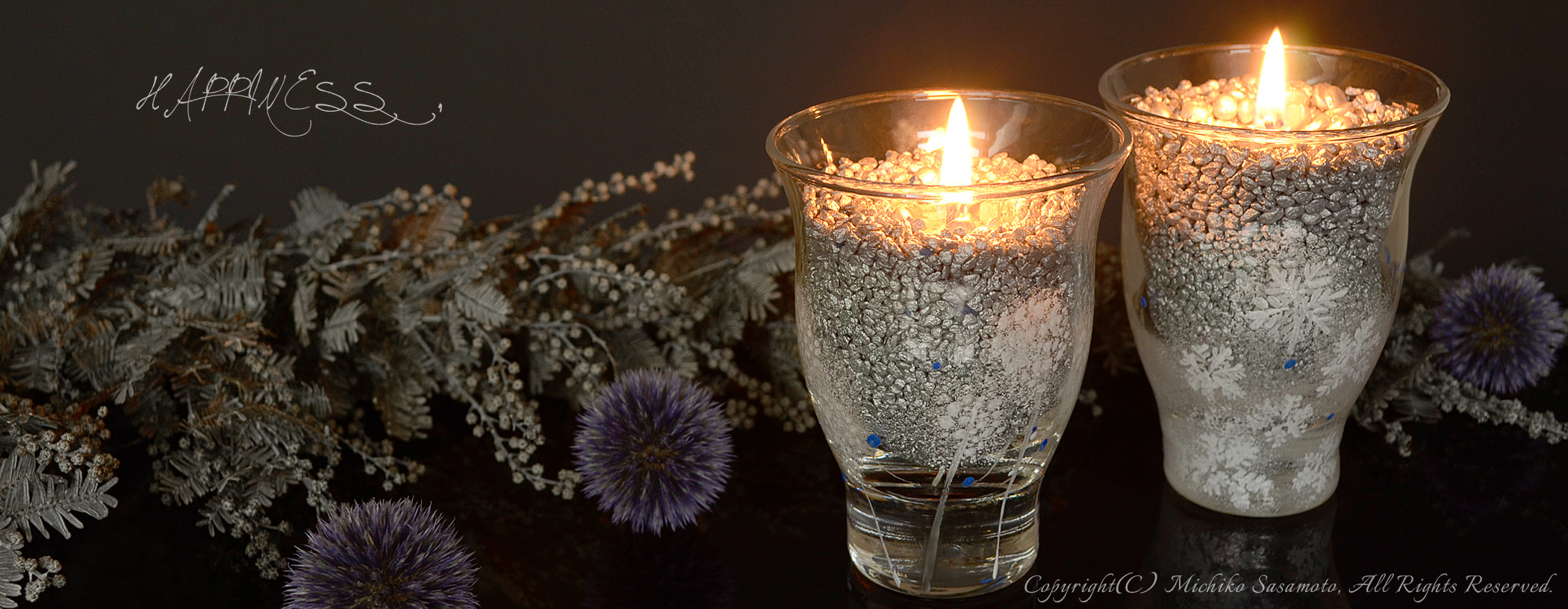 candle photo